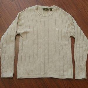 Timberland men's sweater medium 100% cotton